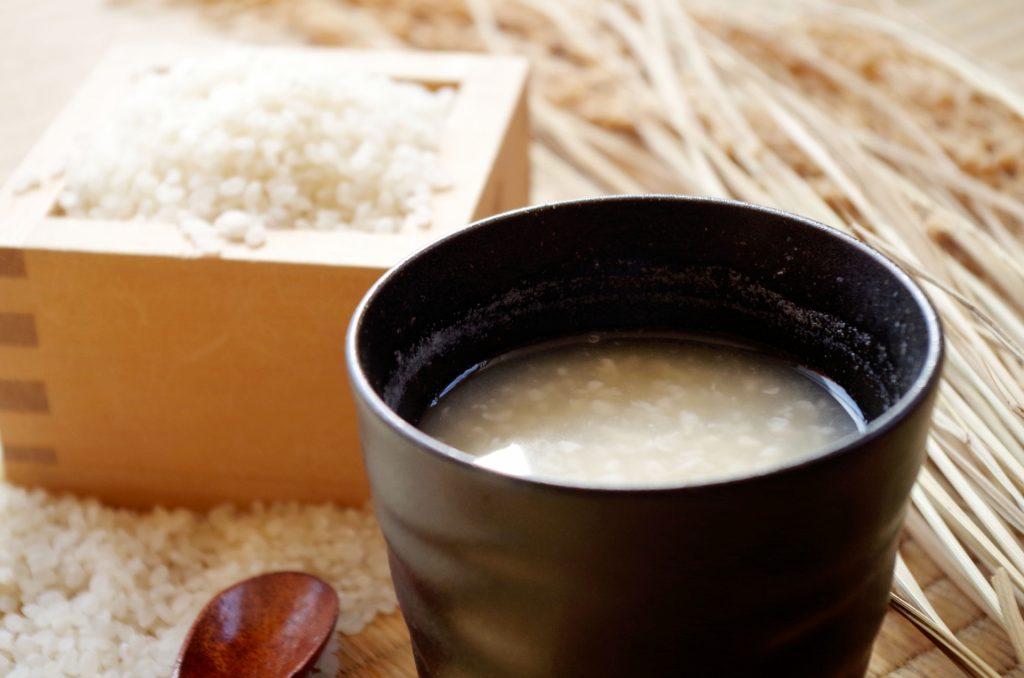 砂糖の代わりにも!?米麹甘酒で健康になろう!